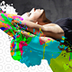 Overpainted Photoshop Action