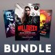 Halloween Flyer Bundle Vol.02