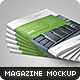 Magazine Mock-Up Set - GraphicRiver Item for Sale