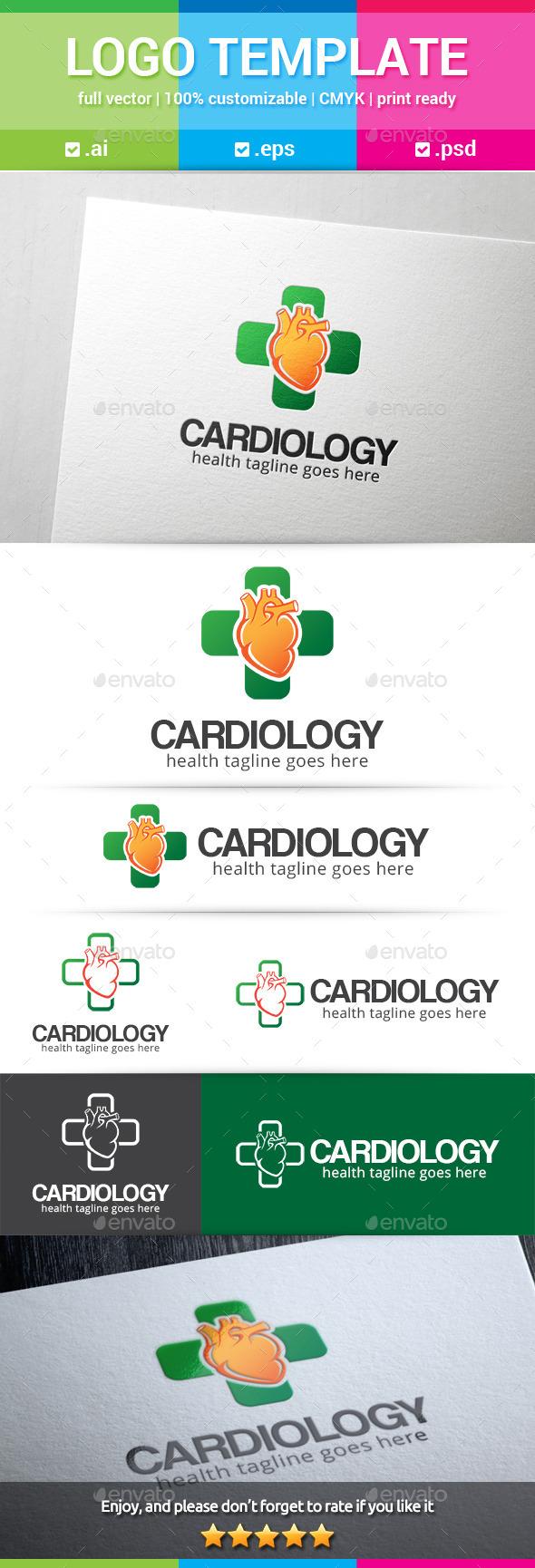 Cardiology Logo - Humans Logo Templates