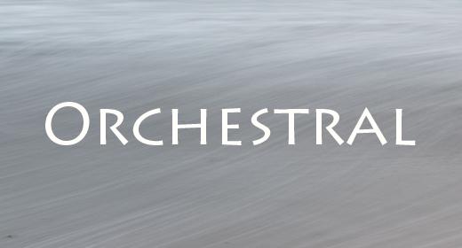 Orchestral - Epic, Fantasy & Sci-Fi