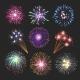 Fireworks Set - GraphicRiver Item for Sale