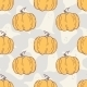 Hand Drawn Halloween Pumpkins Seamless Pattern - GraphicRiver Item for Sale