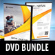 3 in 1 Corporate Business DVD Covers Bundle