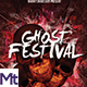 Ghost Festival Flyer - GraphicRiver Item for Sale