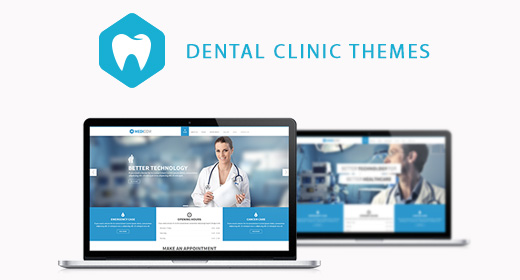 Dental Clinic Themes Selection