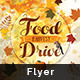 Food Harvest Drive Flyer - GraphicRiver Item for Sale