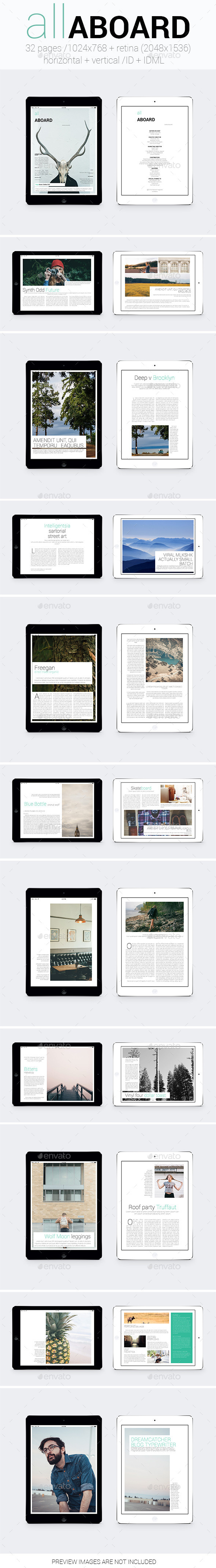 Tablet&iPad All Aboard Magazine - Digital Magazines ePublishing