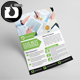 Smart Corporate Flyer Template V4 - GraphicRiver Item for Sale