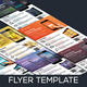 Mobile App Promotion Flyer Template - GraphicRiver Item for Sale
