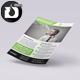 Smart Corporate Flyer Template V5 - GraphicRiver Item for Sale