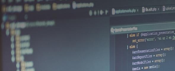 Coder screen