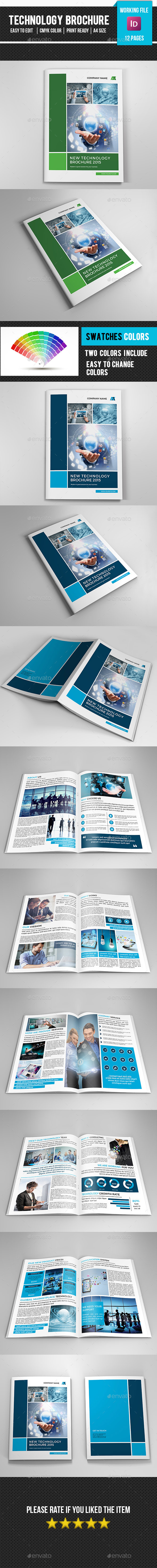 Corporate Technology Brochure-V314 - Corporate Brochures