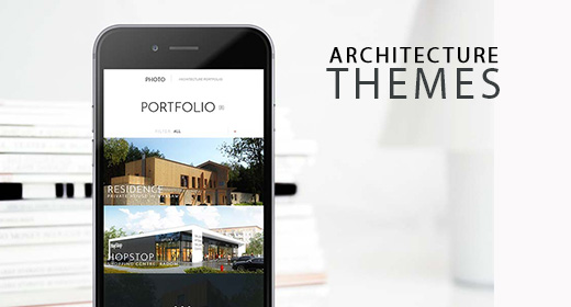 Architecture Inc Themes Selection