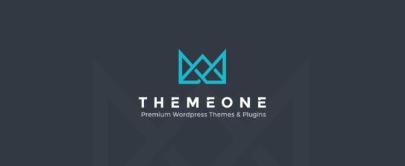 Themeforest profil themeone