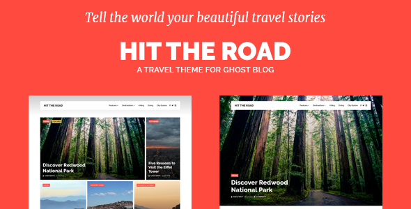 Hit the Road – Ghost Travel Theme