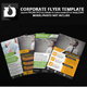 Bundle Corporate Flyer Template - GraphicRiver Item for Sale