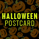 Halloween Postcard - GraphicRiver Item for Sale