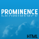 Prominence - Marketing Inspired Portfolio - ThemeForest Item for Sale