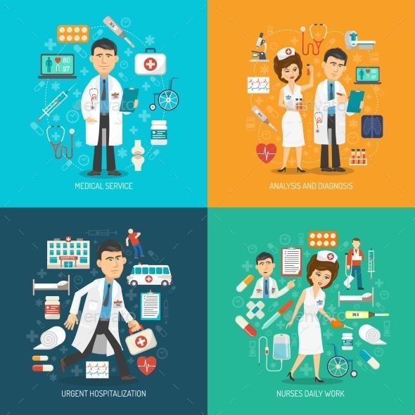Medical Care Concept - Health/Medicine Conceptual