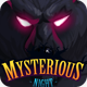 Mysterious night slot game kit - GraphicRiver Item for Sale