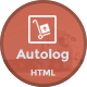 Autolog - Logistic, Warehouse & Transport HTML Nulled