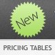 New Pricing Tables with Bonus Elements - GraphicRiver Item for Sale