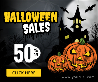 HTML5 Halloween Banners - GWD - 7 Sizes by doto | CodeCanyon