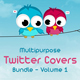 Multipurpose Twitter Covers Bundle | Volume 1 - GraphicRiver Item for Sale