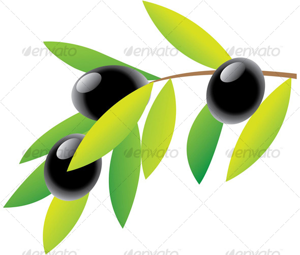 olives - Food Objects