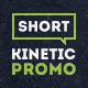 Short Kinetic Promo - VideoHive Item for Sale