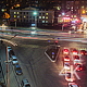 Night Traffic Timelapse of Cars in the City - VideoHive Item for Sale