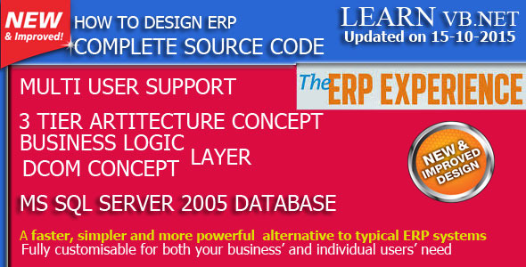 Learn How to Develop ERP (Source Code) - CodeCanyon Item for Sale