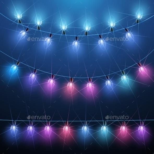 Christmas Light - Christmas Seasons/Holidays