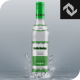 Vodka Bottle Mockup Vol.6 - GraphicRiver Item for Sale