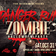 Zombie Halloween Party | Flyer Template - GraphicRiver Item for Sale