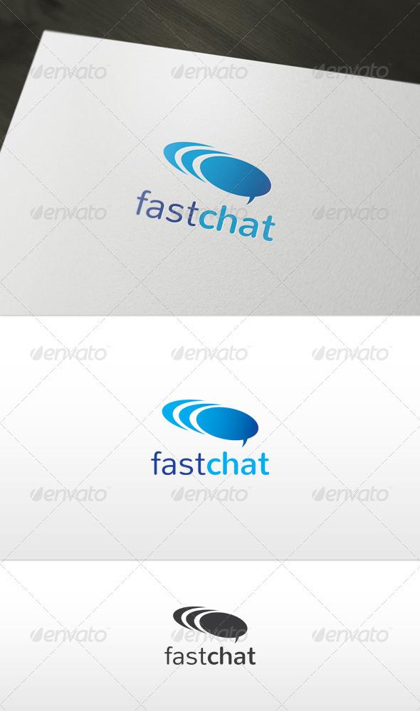 FastChat Logo - Symbols Logo Templates