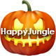 Halloween Harpsichord Logo