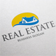 Real Estate Home Logo - GraphicRiver Item for Sale