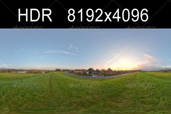 Sky Dawn 1 - 3DOcean Item for Sale