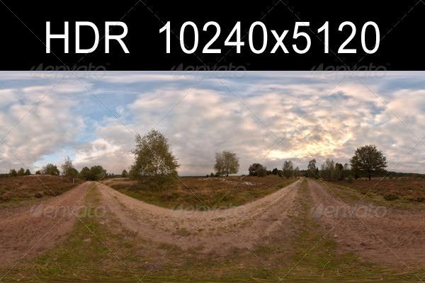 Field Path - 3DOcean Item for Sale