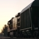 Freight Train Passing By In The Countryside - VideoHive Item for Sale