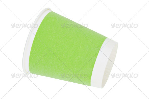 Paper cup - Stock Photo - Images