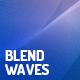 Blend Waves Backgrounds - GraphicRiver Item for Sale