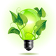 Ecology Light Bulb - GraphicRiver Item for Sale