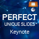 Perfect Keynote Presentation Template - GraphicRiver Item for Sale