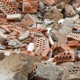 Bricks and Ceramic Tiles Breaking