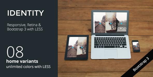 HL Identity – Responsive Multi-Purpose Portfolio