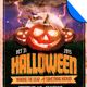 Halloween Event Flyer Template - GraphicRiver Item for Sale