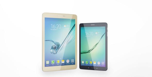 Samsung Galaxy TAB S2 - 3DOcean Item for Sale